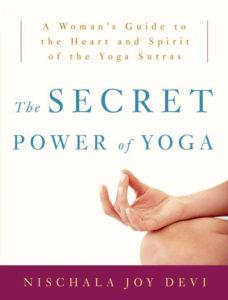 secret power of yoga