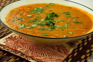 soup-up-close red lentil