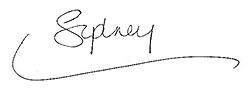 sydney-signature